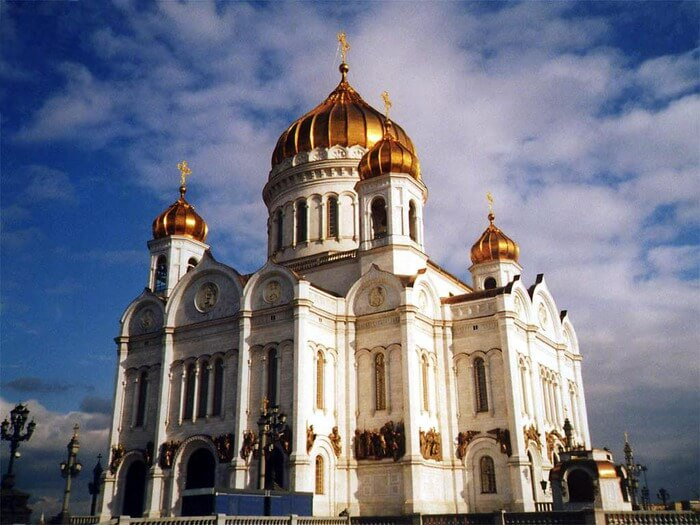 Russie orthodoxe / Capitales orthodoxes