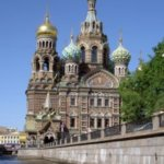 Savior on Spilled Blood in St. Petersburg